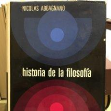 Libros: HISTORIA DE LA FILOSOFÍA. 2. Lote 96520259