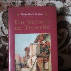 Libros: UN VERANO EN TENERIFE, DE DULCE MARIA LOYNAZ. FACSÍMIL 1992. EXCELENTE ESTADO, VER FOTOS.. Lote 98642607