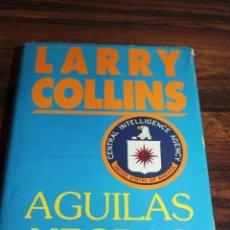 Libros: AGUILAS NEGRAS, LARRY COLLINS. PLAZA JANES 1992 1ª EDICION. . Lote 98650023