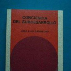 Libros: CONCIENCIA DE SUBDESARROLLO. SALVAT. Lote 98775063