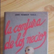 Libros: LA CONJURA DE LOS NECIOS. JOHN KENNEDY TOOLE. CIRCULO DE LECTORES. Lote 98854243