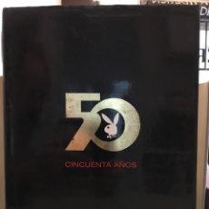 Libros: EL LIBRO PLAYBOY. CINCUENTA AÑOS. Lote 115081730