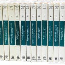 Libros: MEMORIA DE LA HISTORIA (12 VOLS.) (PLANETA DEAGOSTINI) (CB). Lote 99288947