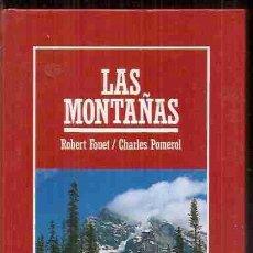 Libros: MONTAÑAS - LAS. Lote 79368017