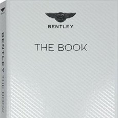 Libros: BENTLEY THE BOOK OBRA NUEVA. PRECINTADA.. Lote 99671159