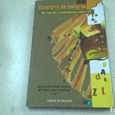 Libros: ITINERARIO DE LECTURAS-DE CAMIÑO A COMPOSTELA POLA LIX-BLANCA ANA ROIG RECHOU- N 3. Lote 145191384