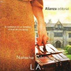 Libros: LA VIOLA DE TYNEFORD HOUSE DE NATASHA SOLOMONS - ALIANZA EDITORIAL, 2013. Lote 220793226
