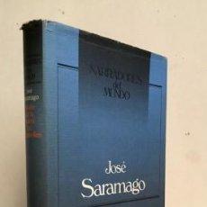 Libros: EL AÑO DE LA MUERTE DE RICARDO REIS - SARAMAGO, JOSÉ. LOSADA CASTRO, BASILIO (1930-) ; TR.. Lote 100694932