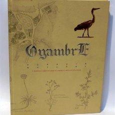 Libros: OYAMBRE ESPACIO NATURAL - RUIZ DE LA RIVA, EDUARDO (DIR.) - BELMONTE D. - GARZÓN, J. - LOSADA, M. - . Lote 100698230