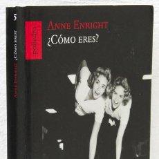 Libros: ENRIGHT, ANNE: ¿CÓMO ERES? (POLIEDRO) (CB). Lote 100900679
