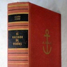 Libros: EL HACEDOR DE VIUDAS. Lote 101118447