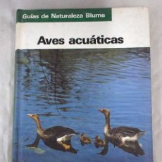 Libros: AVES ACUÁTICAS. Lote 101118470