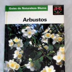 Libros: ARBUSTOS. Lote 101118511