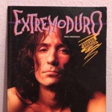 Libros: EXTREMODURO - IÑAKI FERNANDEZ - 0022. Lote 101317439