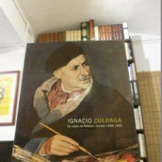 Libros: IGNACIO ZULOAGA ELS TALLERS DE PEDRAZA I ZUMAIA (1898-1945).. Lote 74130105
