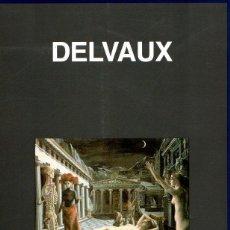 Libros: DELVAUX - NO CONSTA AUTOR. Lote 101593000