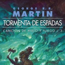 Libros: JUEGO DE TRONOS - CANCIÓN DE HIELO Y FUEGO 3 - TAPA BLANDA . Lote 102774823