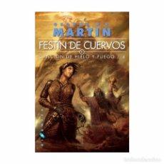 Libros: JUEGO DE TRONOS - CANCIÓN DE HIELO Y FUEGO 4 - TAPA BLANDA . Lote 102775143
