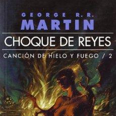 Libros: JUEGO DE TRONOS - CANCIÓN DE HIELO Y FUEGO 2 - TAPA BLANDA . Lote 102775379