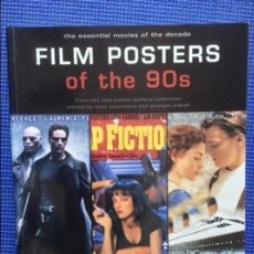 Libros: FILM POSTERS OF THE 90S . Lote 103199283