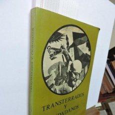 Libros: TRANSTERRADOS Y CIUDADANOS. FAGEN, PATRICIA W. ED. FONDO DE CULTURA ECONÓMICA MÉXICO 1975 . Lote 103485423