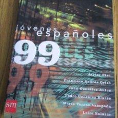 Libros: JOVENES ESPAÑOLES 99 -- POR JAVIER ELZO Y OTROS -- EDIT. SM 1999 . Lote 103650835