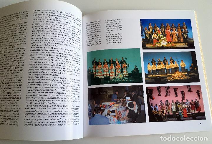 Libros: LIBRO 15 AÑOS DE SOLIDARIDAD ROCIERA - 15 ANYS DE SOLIDARITAT ROCIERA. TEXTO EN CASTELLANO Y CATALAN - Foto 3 - 103680283