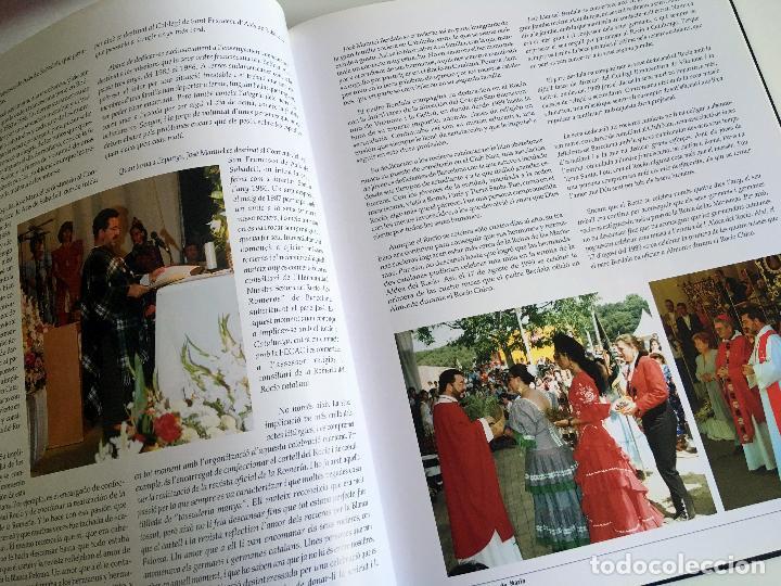 Libros: LIBRO ROCÍO. TIEMPOS DE MARIA - HISTORIA FOTOGRÁFICA DEL ROCÍO EN CATALUNYA. - Foto 2 - 103681587
