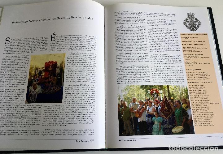 Libros: LIBRO ROCÍO. TIEMPOS DE MARIA - HISTORIA FOTOGRÁFICA DEL ROCÍO EN CATALUNYA. - Foto 4 - 103681587