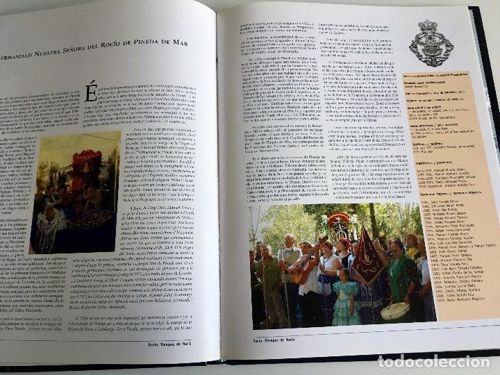 Libros: LIBRO ROCÍO. TIEMPOS DE MARIA - HISTORIA FOTOGRÁFICA DEL ROCÍO EN CATALUNYA. - Foto 5 - 103681587