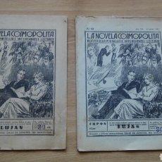 Libros: LA NOVELA COSMOPOLITA,( SEMANARIO). Lote 103825626