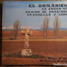 Libros: EL ROMÁNICO EN TORNO AL CAMINO DE SANTIAGO EN CASTILLA Y LEÓN - ARNAIZ, BENITO/RODRIGO, Mª CARMEN.-. Lote 103258700