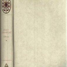 Libros: OBRAS SELECTAS - MANEGAT, JULIO. Lote 104177907
