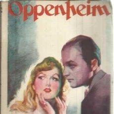 Libros: LA ESPÍA INESPERADA - PHILLIPS OPPENHEIM, E. Lote 104177992