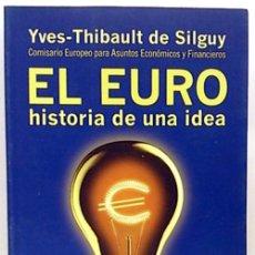 Bücher - El euro, historia de una idea - 104572946