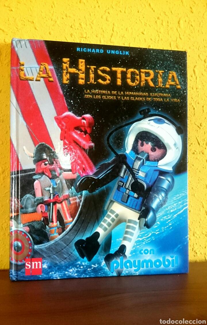 PLAYMOBIL-LA HISTORIA.RICHARD UNGLIK (Libros sin clasificar)