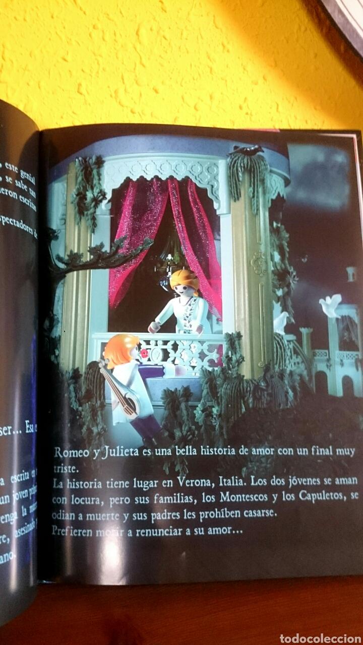 Libros: PLAYMOBIL-LA HISTORIA.RICHARD UNGLIK - Foto 4 - 104879123