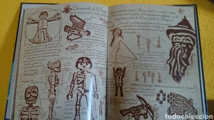 Libros: PLAYMOBIL-LA HISTORIA.RICHARD UNGLIK - Foto 6 - 104879123