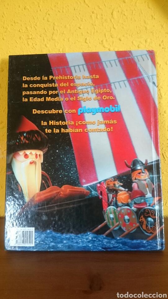 Libros: PLAYMOBIL-LA HISTORIA.RICHARD UNGLIK - Foto 7 - 104879123