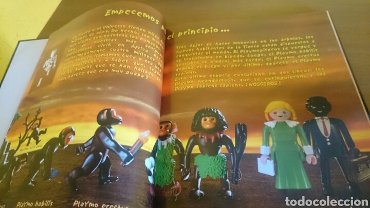 Libros: PLAYMOBIL-LA HISTORIA.RICHARD UNGLIK - Foto 8 - 104879123