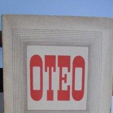Libros: OTEO. EMOCIONES DE NUESTRO TIEMPO - RAFAEL CALLEJA. Lote 105783996