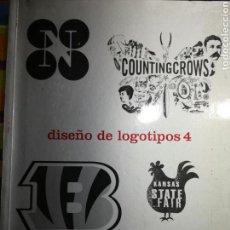 Libros: DISEÑO DE LOGOTIPOS 4. GUSTAVO GILI.. Lote 105934002
