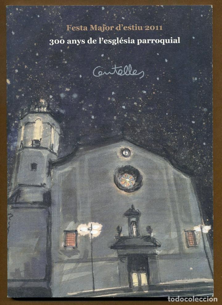 CENTELLES FESTA MAJOR D'ESTIU 2011 (Libros sin clasificar)