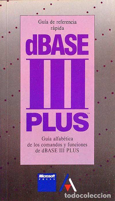 dBase III plus - VVAA