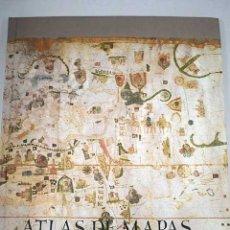 Libros: ATLAS DE MAPAS ANTIGUOS DE COLOMBIA. SIGLOS XVI A XIX. Lote 107182339