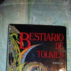 Libros: BESTIARIO DE TOLKIEN. Lote 107566852