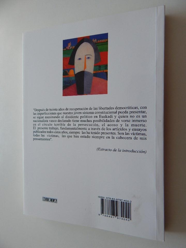 Libros: Marcados por el estigma. Terrorismo y víctimas en Euskadi - Jesús Prieto Mendaza - Foto 2 - 96564267