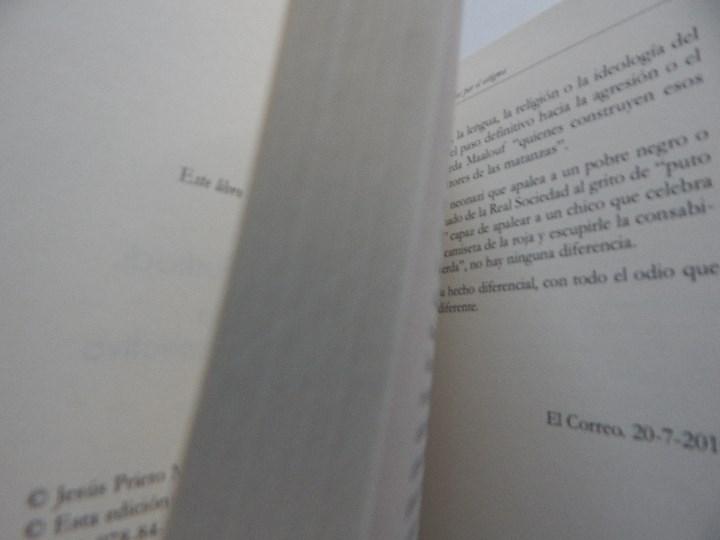 Libros: Marcados por el estigma. Terrorismo y víctimas en Euskadi - Jesús Prieto Mendaza - Foto 5 - 96564267