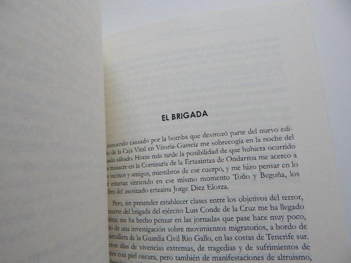Libros: Marcados por el estigma. Terrorismo y víctimas en Euskadi - Jesús Prieto Mendaza - Foto 6 - 96564267
