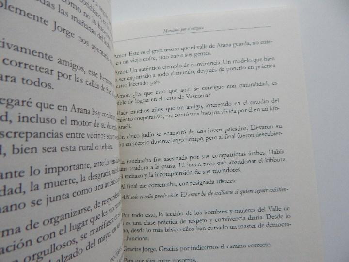Libros: Marcados por el estigma. Terrorismo y víctimas en Euskadi - Jesús Prieto Mendaza - Foto 9 - 96564267